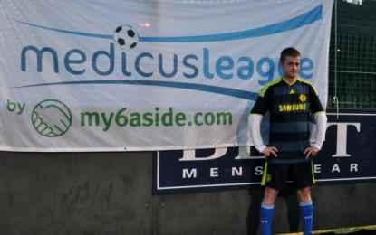 Medicus Soccer League Sezon 4 Inauguracja