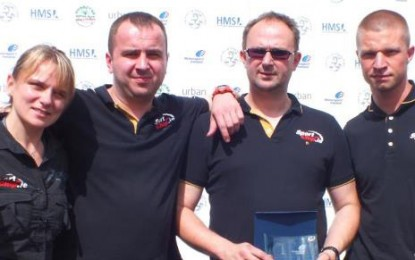 Polska drużyna Sportchip Team – na podium!