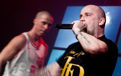 Peja i DJ Decks na trzech koncertach w Irlandii!