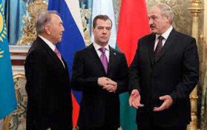 Powstanie Unia Gospodarcza Rosji, Białorusi i Kazachstanu