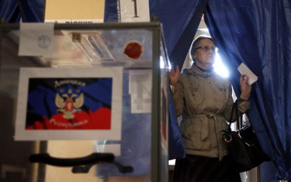 Rosja skorzysta na referendum na wschodzie Ukrainy