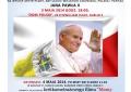 Uroczystości ku czci Jana Pawła II w Dublinie