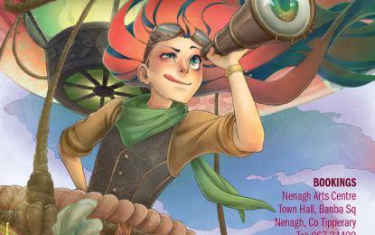 Dziecięcy Festiwal Sztuki Nenagh Spleodar 27-31 Października 2014